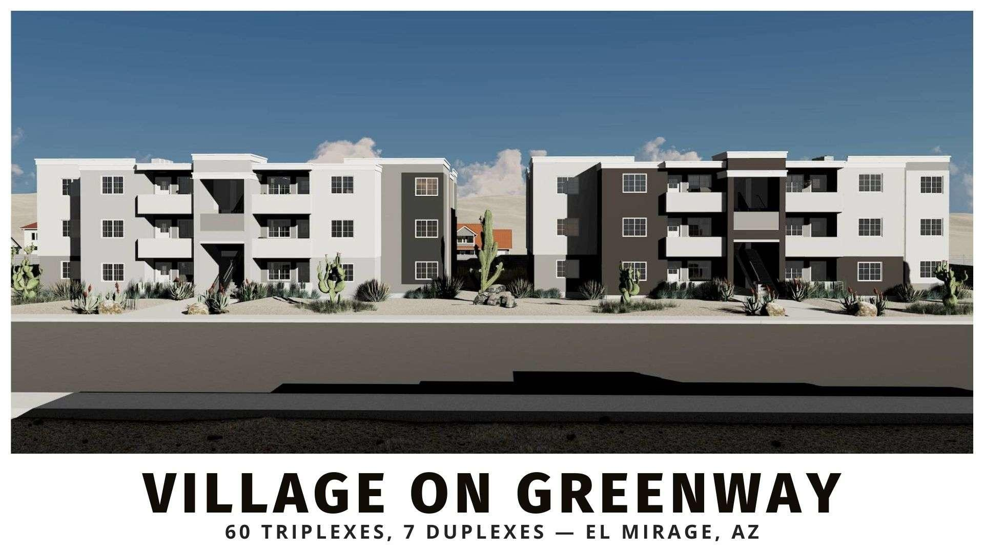 The Village on Greenway investment properties in Maricopa County