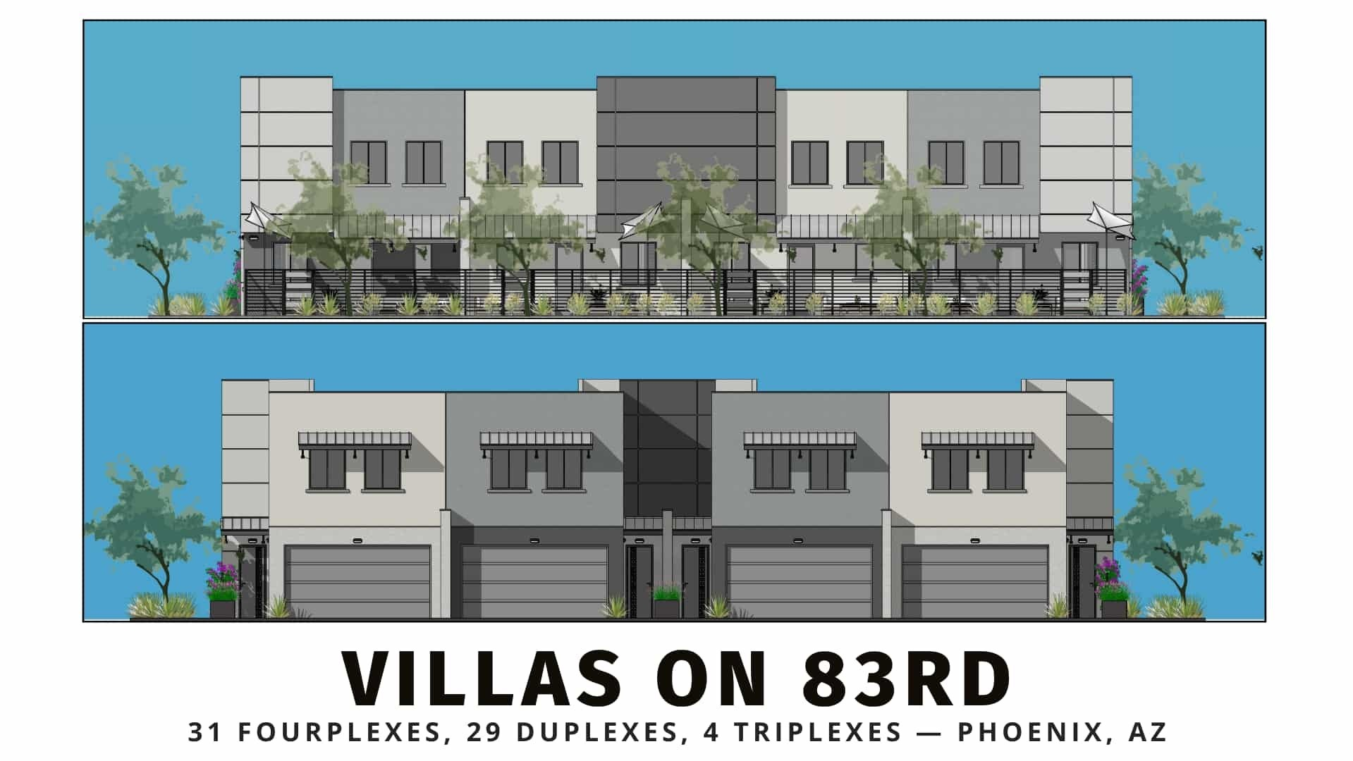 Villas on 83rd build-to-rent community