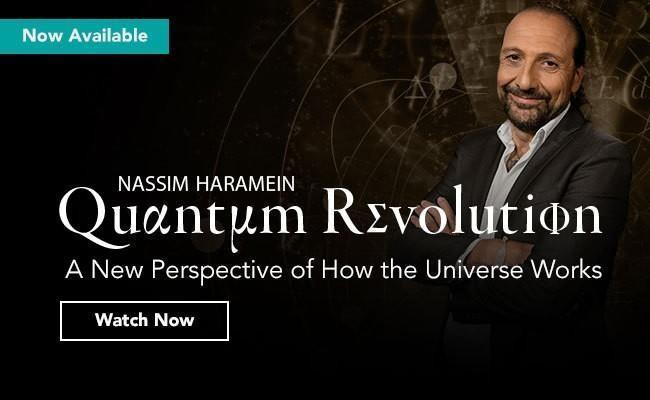 Nassim Haramein Quantum Revolution
