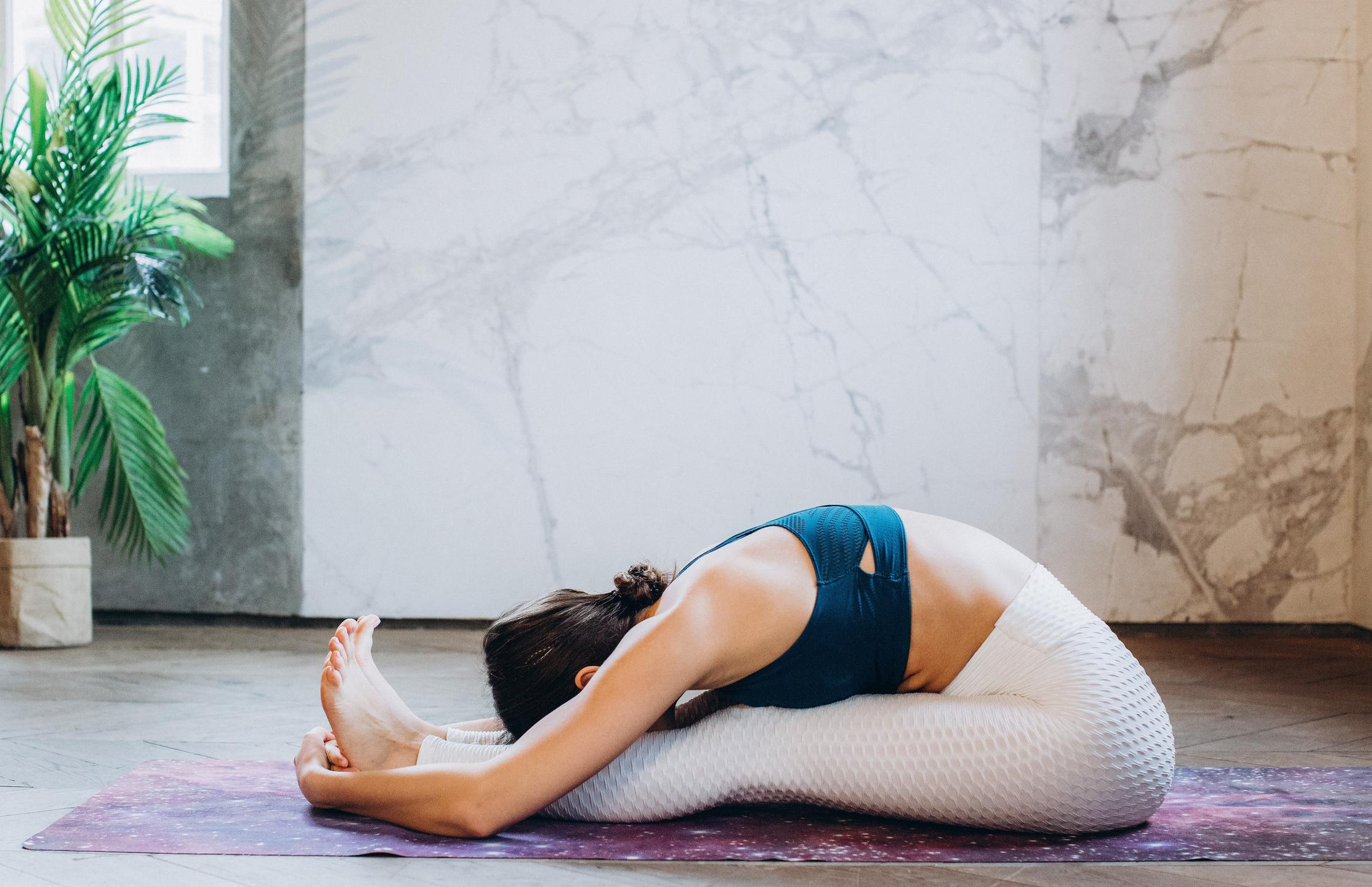become yoga school ytt 200 hour forward fold yoga pose instructor teacher