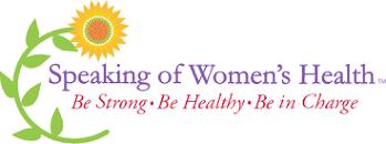 Speaking of Women's Health logo