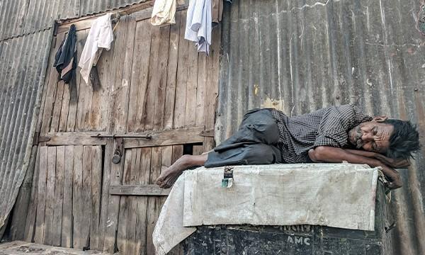 Storm Warriors Media Foundation -Bonus Content - Humanitarian Subject: Homelessness