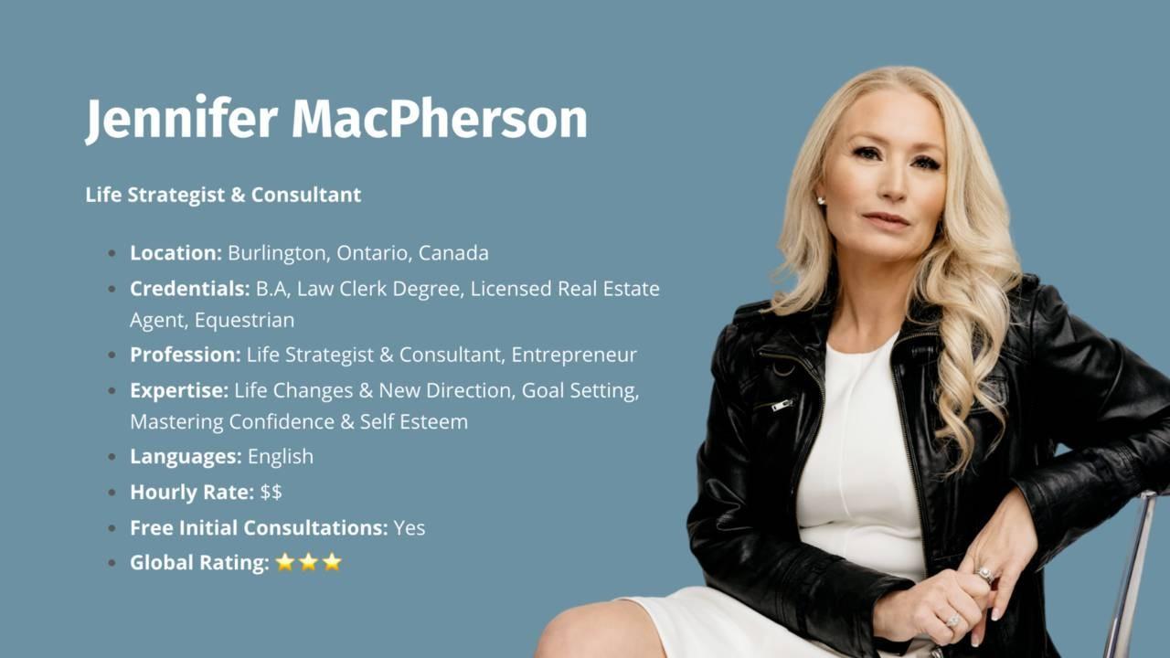 Jennifer MacPherson