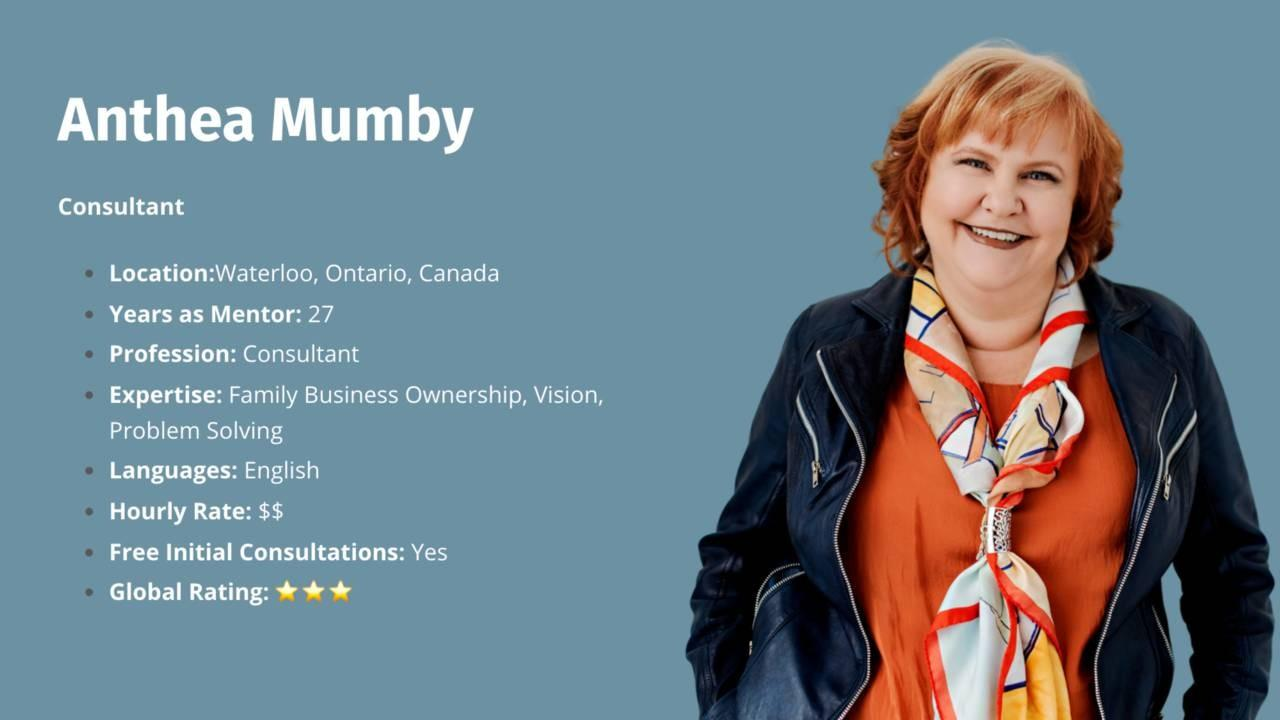 Anthea Mumby
