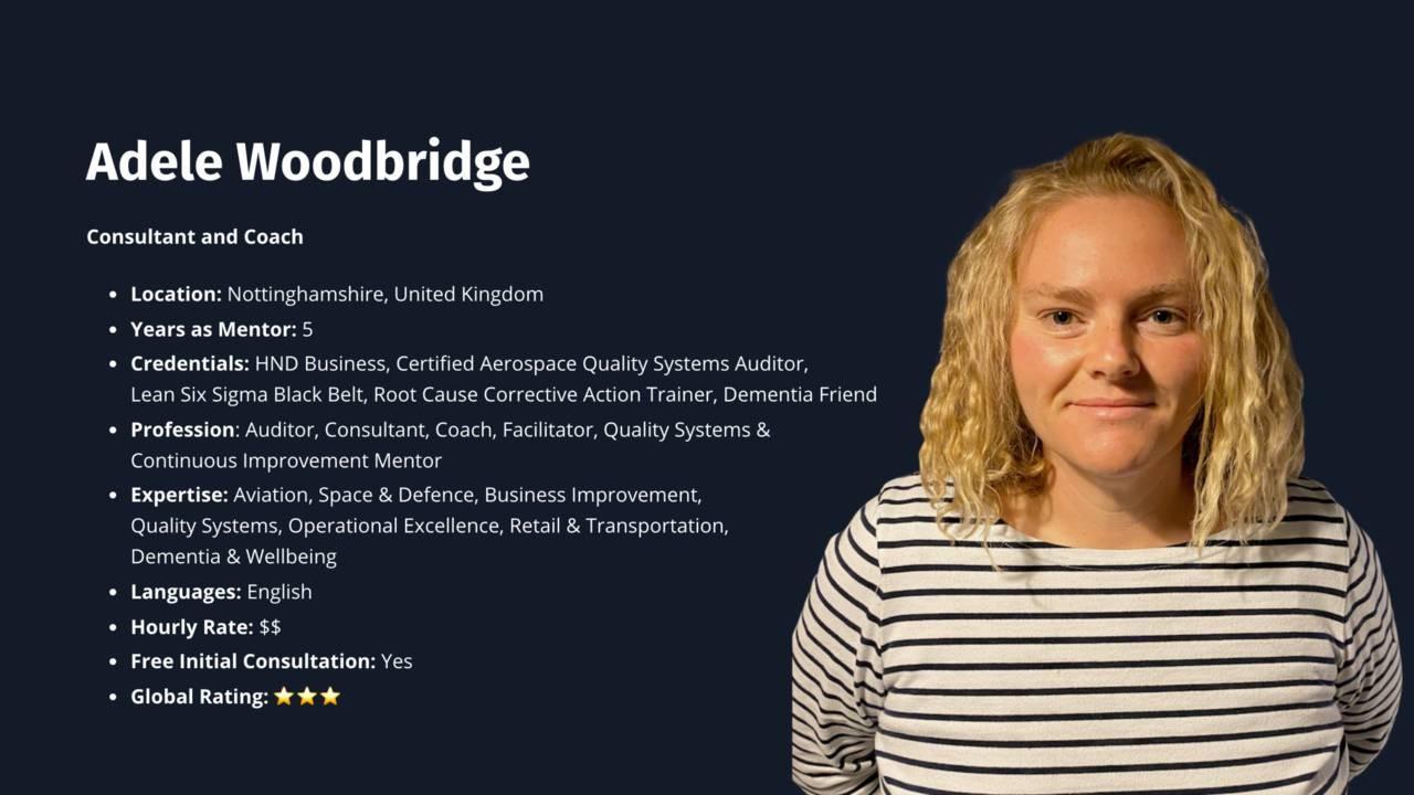 Adele Woodbridge