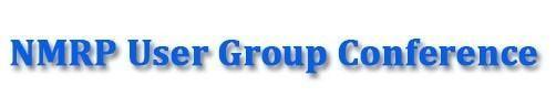 NMRP User Group Conference