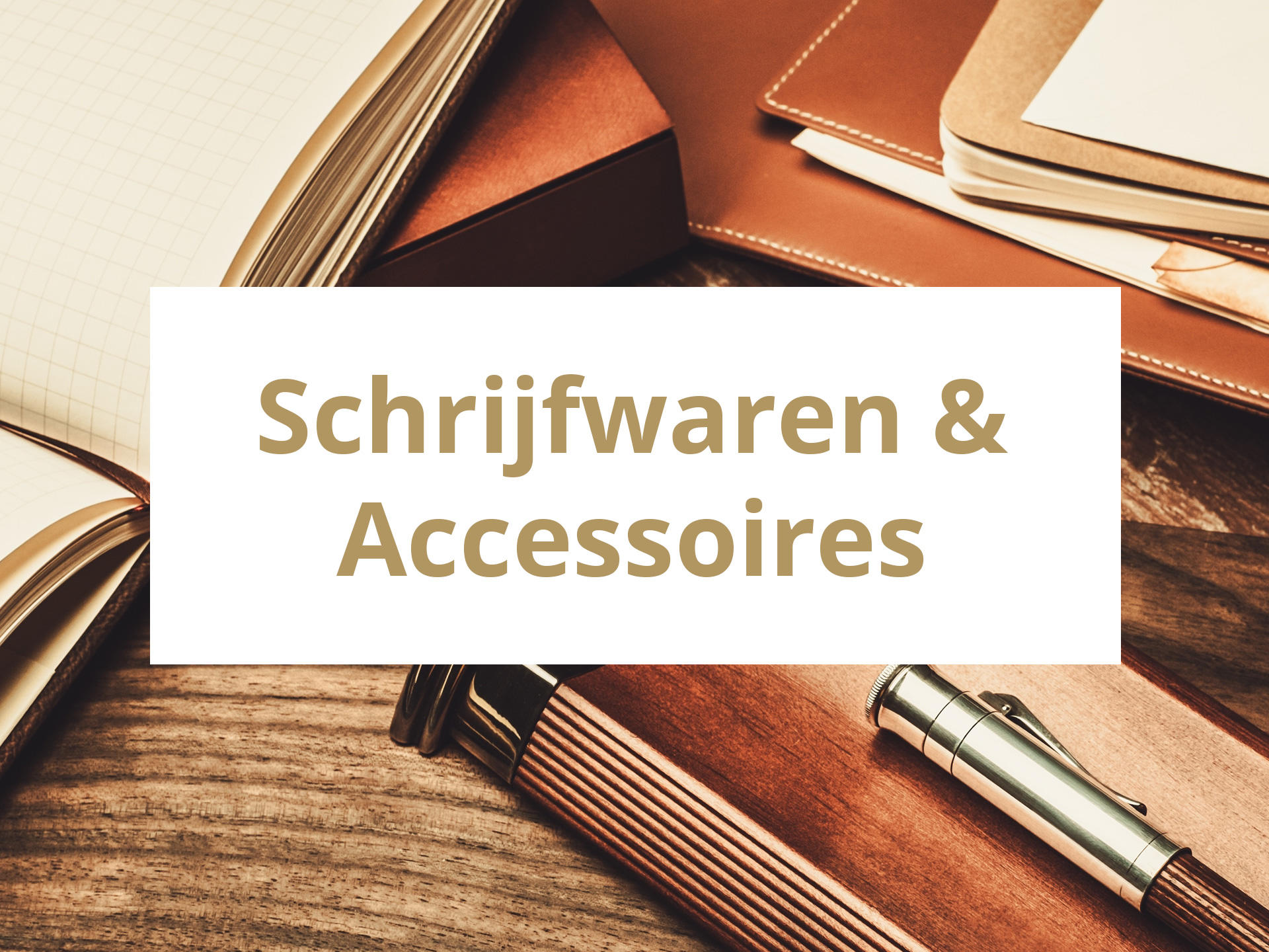 Writing & Accessories
