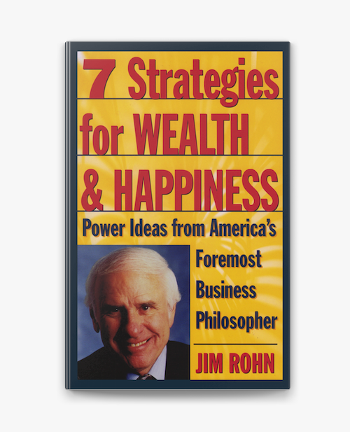 photo of 7 strategies for wealth & happiness by Jim Rohn