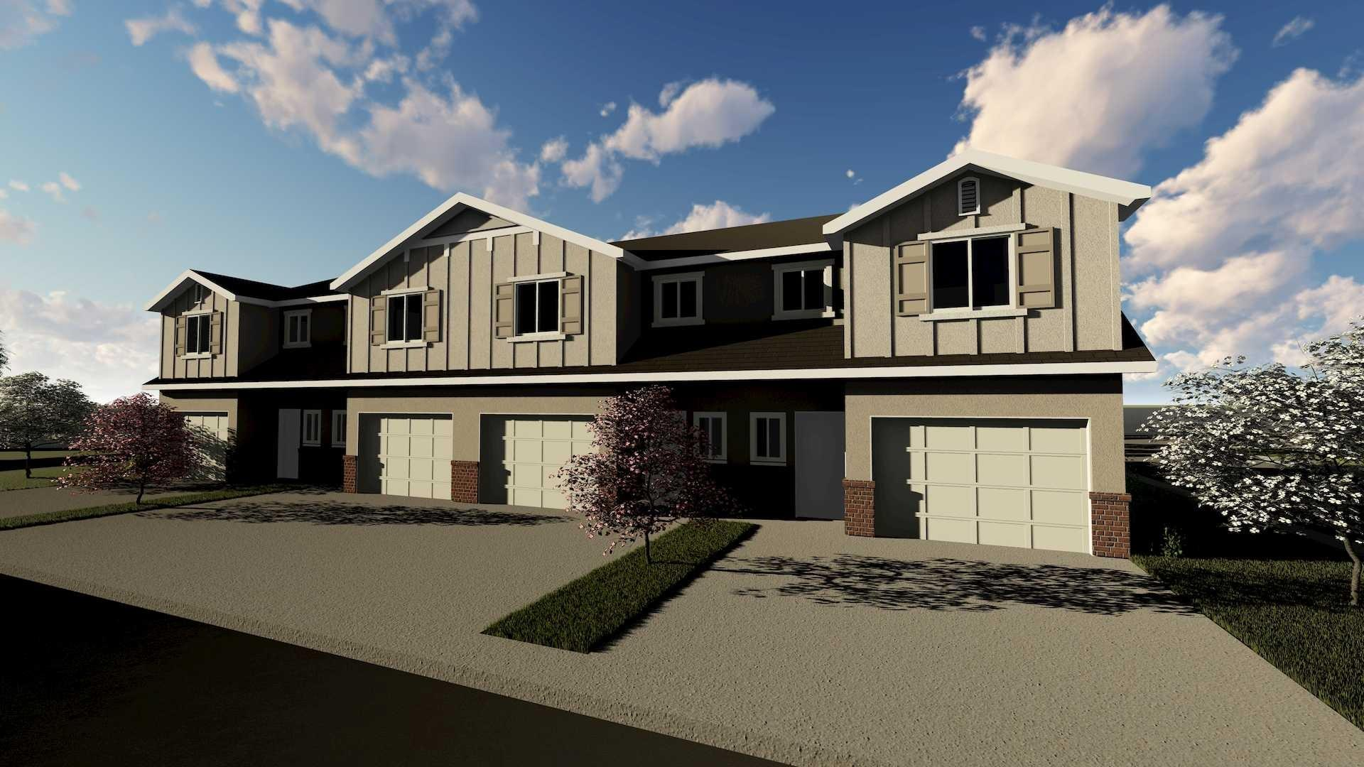 Entrata Farms, multifamily units brought to you by FIG