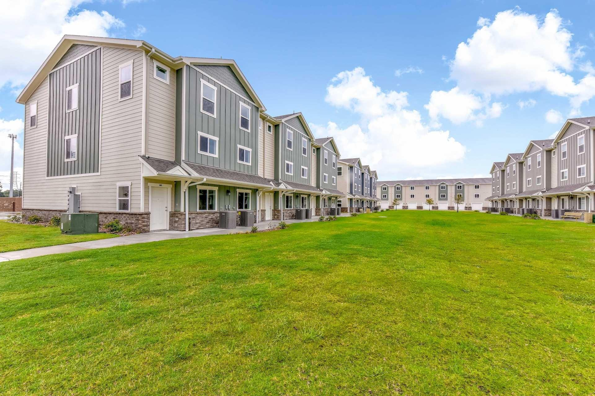 Village at Brickyard, FIG multifamily