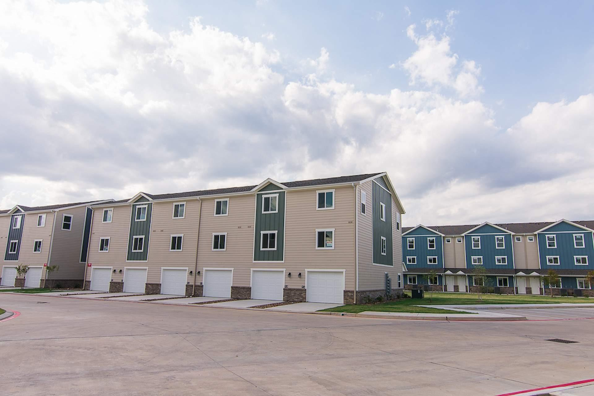 Giant Multifamily Investment in Harris County
