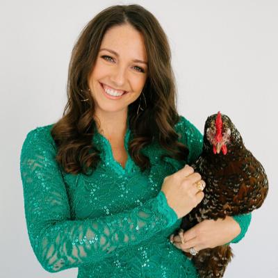 LivingUpp founder Stacy Fisher
