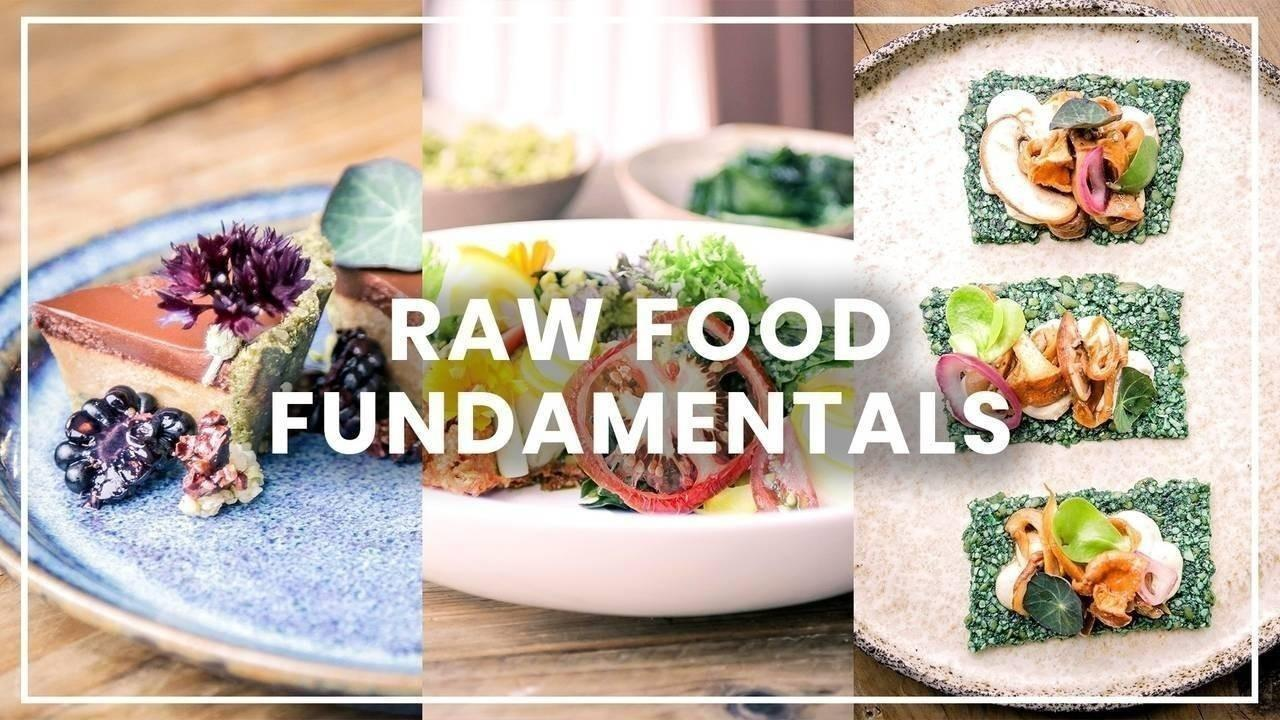 raw food cooking classes