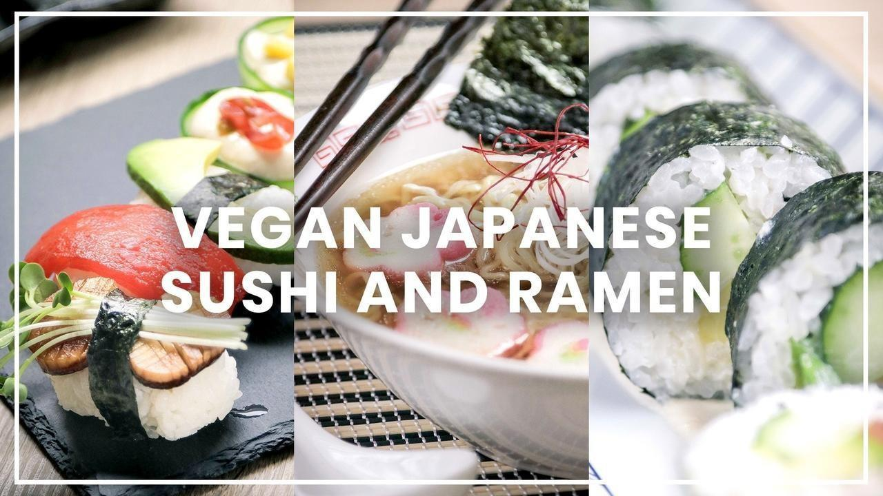 vegan japanese cooking classes