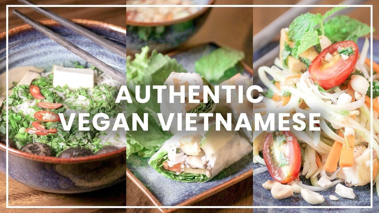 vegan vietnamese cooking classes