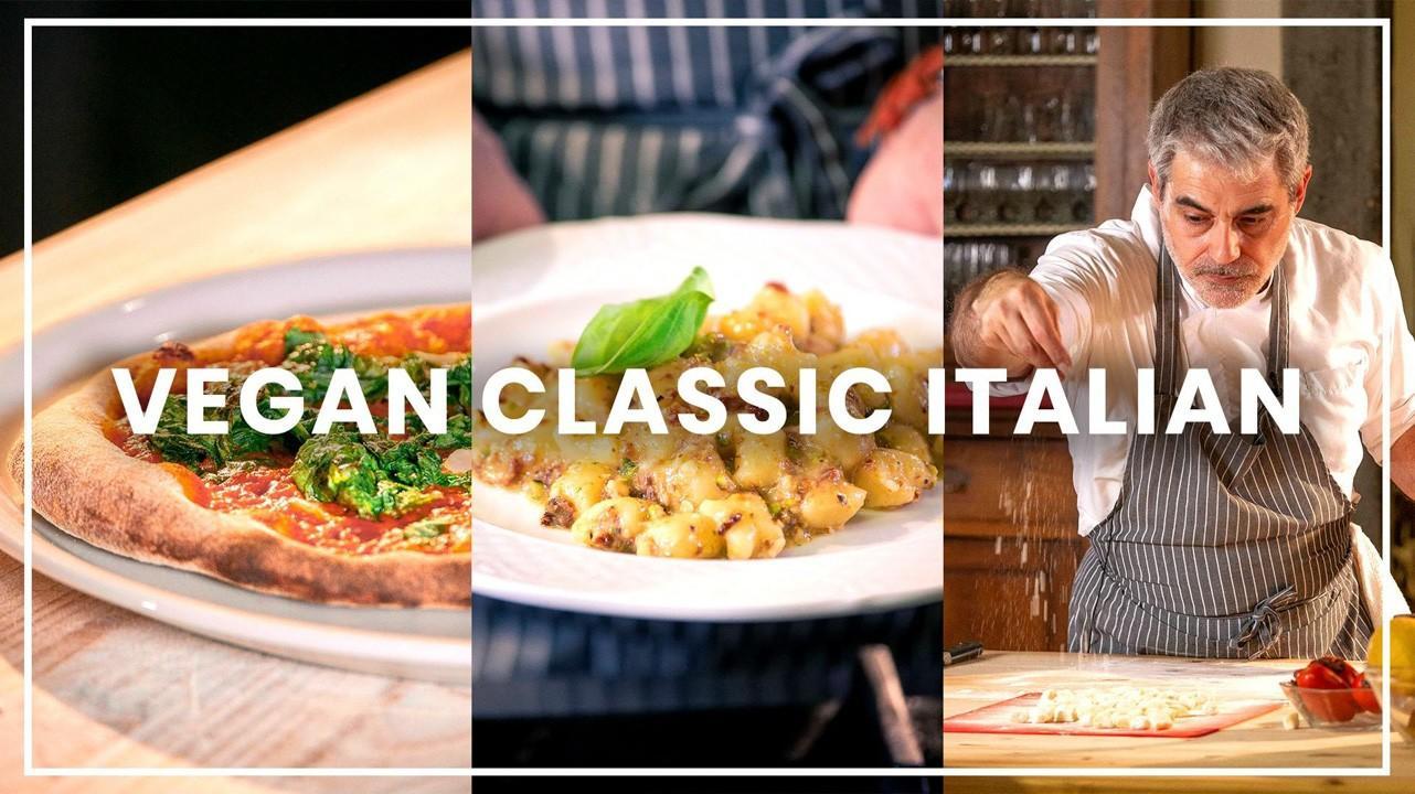 vegan classic italian cooking courses