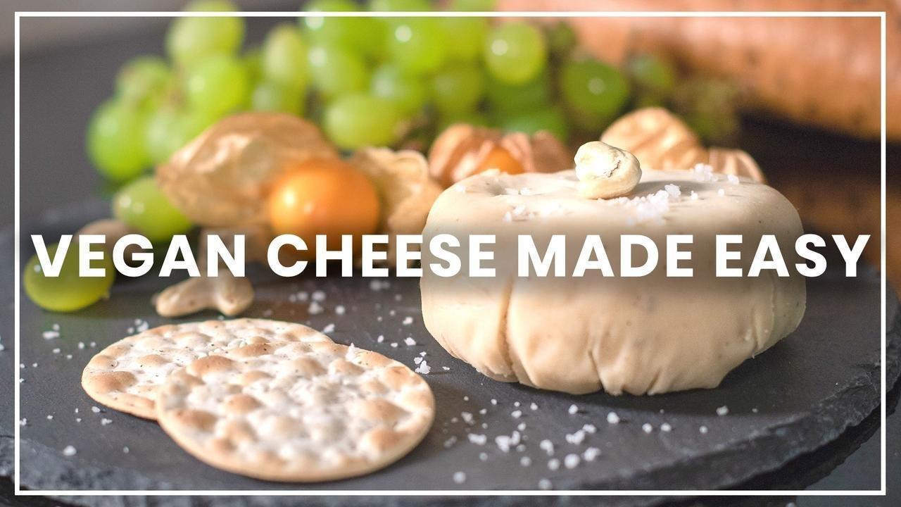 vegan cheese cooking classes