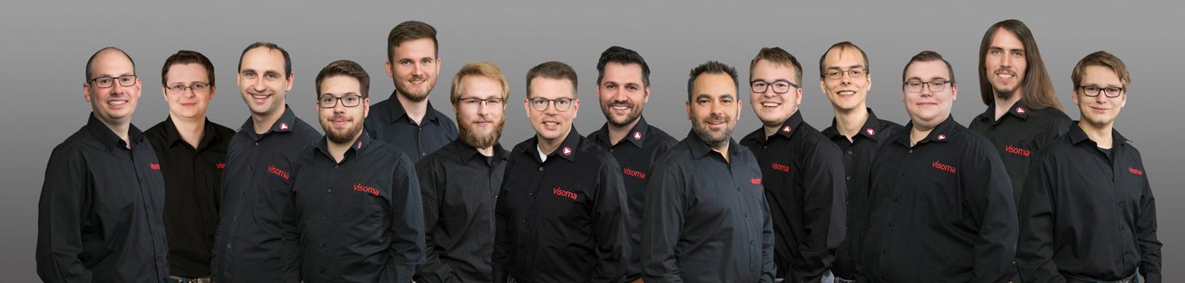 Das visoma Team