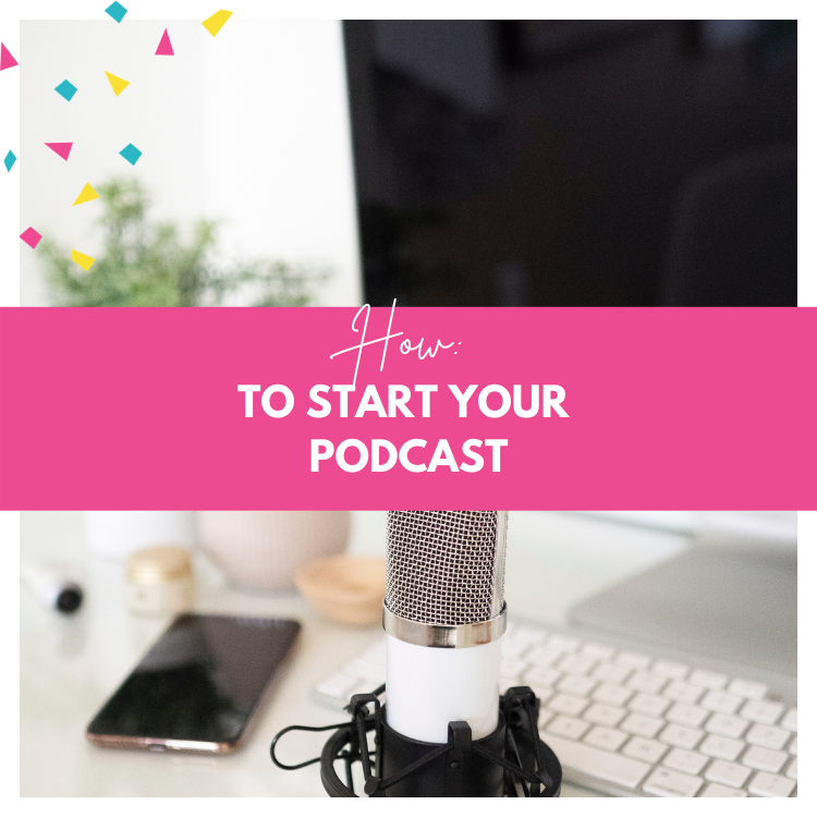 How To Start Your own podcast Tina Tower