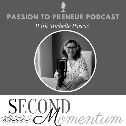 Tina Tower Second Momentum Podcast