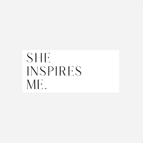 Tina Tower She inspires me Podcast