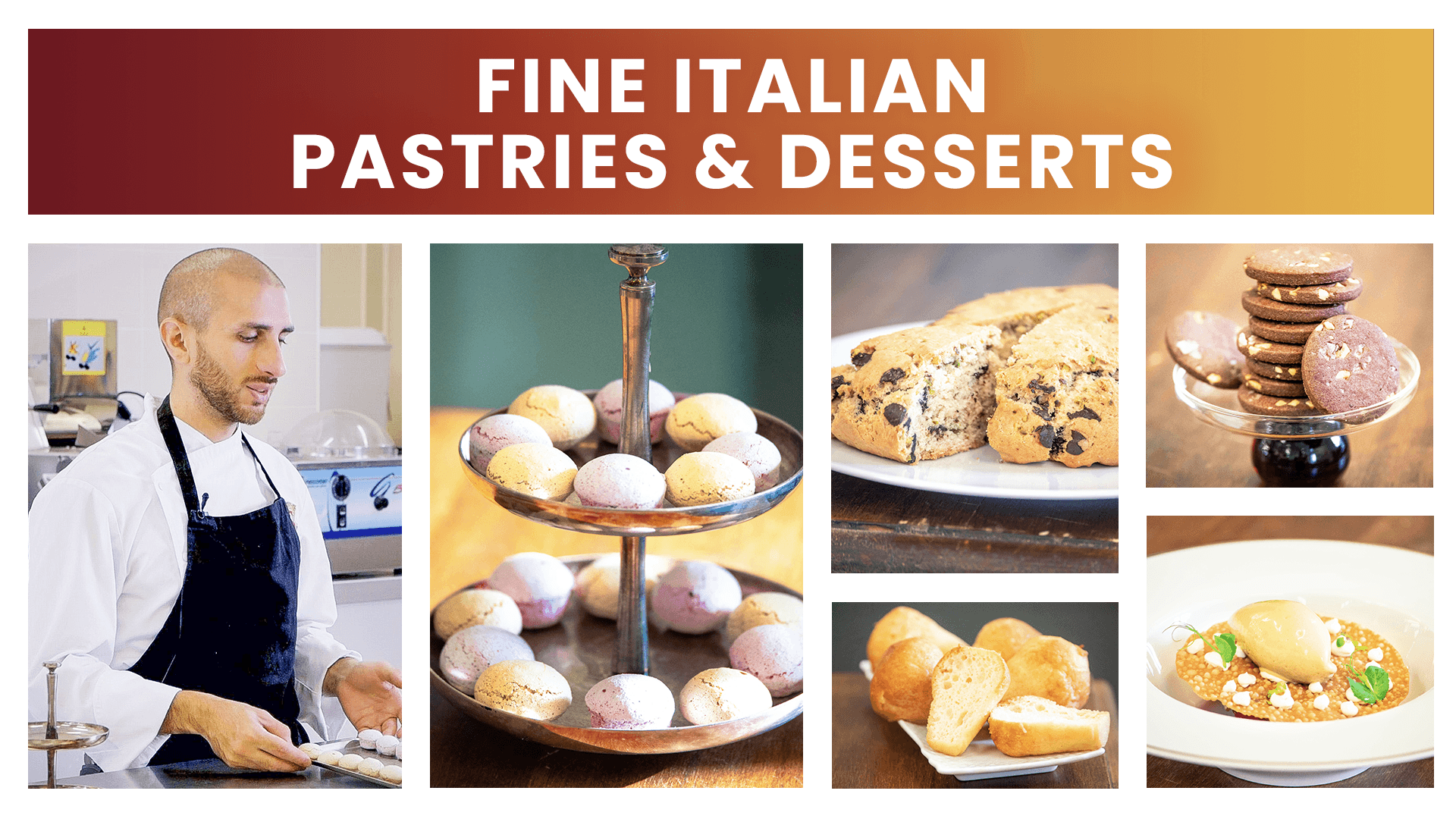 Vegan Italian Pastry Online Course