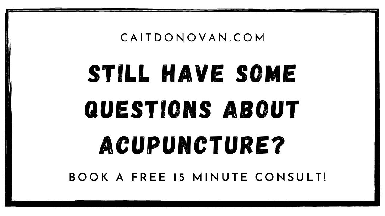 free consult for acupuncture