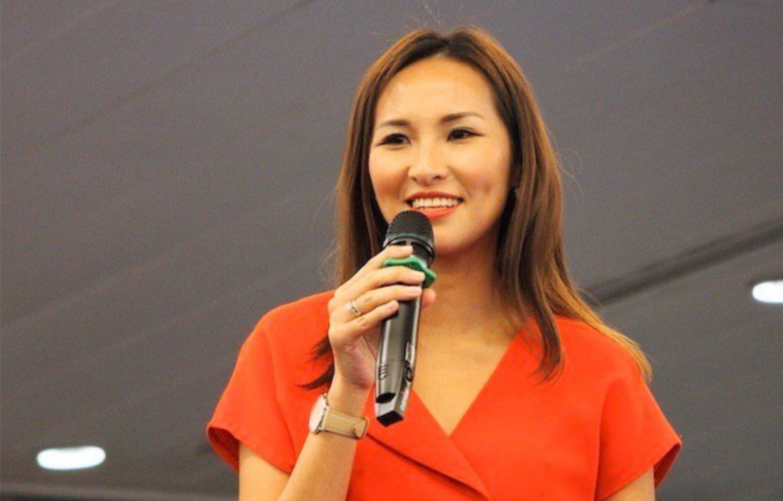 Michelle Hon Speaker