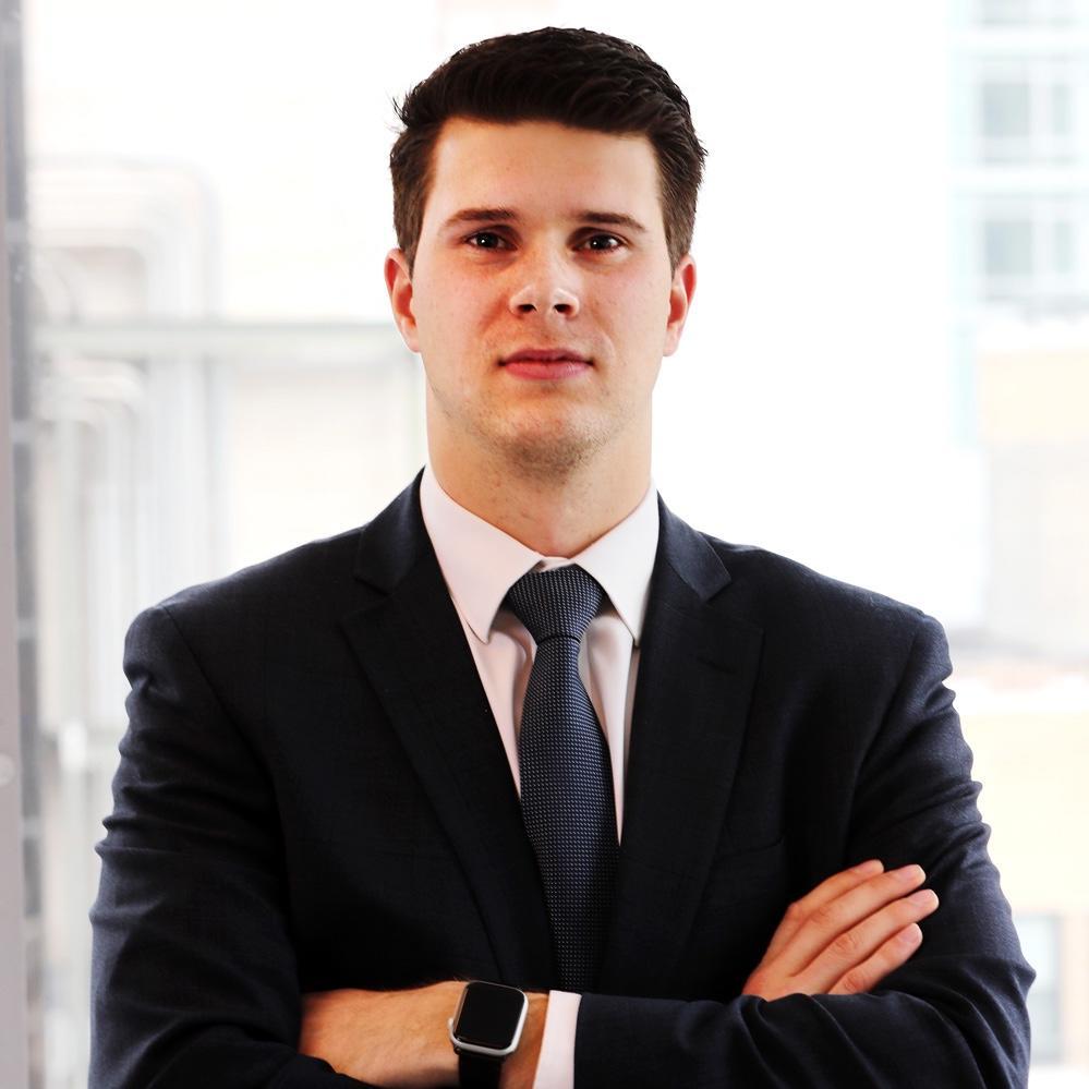 Brandon Bisack Analyst MidCap Advisors Investment Banking