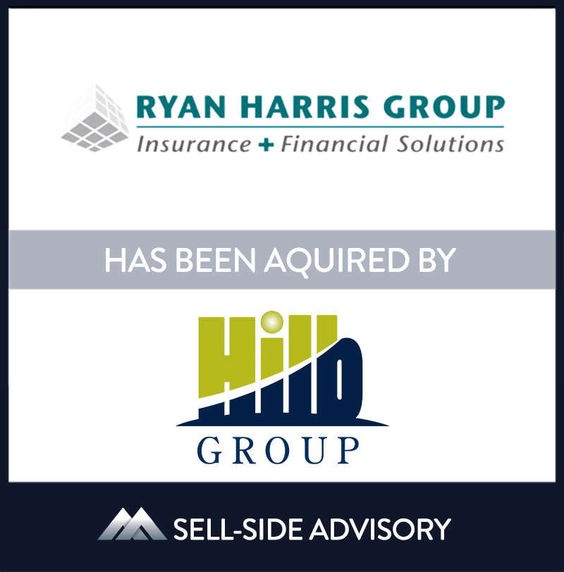 """The Hilb Group (""""Hilb""""), backed by The Carlyle Group, has acquired Roanoke, Virginia-based Ryan Harris Insurance & Financial Services (""""Ryan Harris""""). The transaction became effective July 1, 2021. Ryan Harris is a multi-line insurance agency, providing a broad range of offerings for its clients. Agency Principal Ryan Harris, and his team of insurance professionals, will be joining Hilb Group's Mid-Atlantic regional operations. 