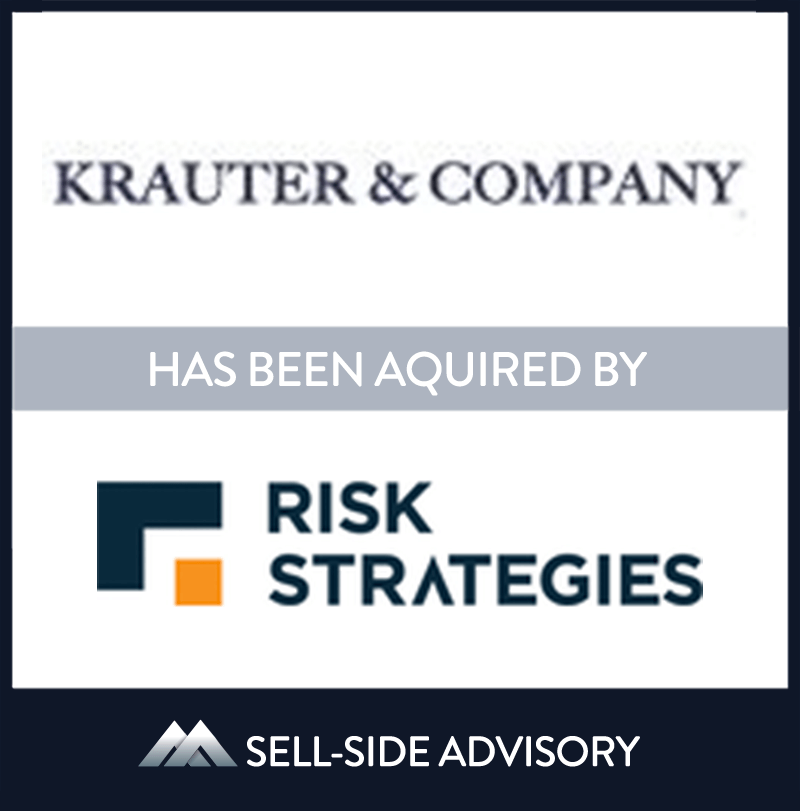 Krauter & Company LLC is a leading specialty firm focused on the risk and insurance needs of private equity firms and their portfolio companies nationwide. Founded in 2004 and headquartered in New York City, Krauter & Company counts more than 185 private equity firms and thousands of portfolio companies among its client base. The company's staff, numbering over 70 nationally and averaging over 25 years in the insurance business, is well known for its experience, depth, and proficiency in working with private equity firms. Beyond its New York City headquarters, Krauter & Company maintains eight additional offices throughout the United States, including Chicago, San Francisco, Los Angeles, Houston, and Boston. | Krauter & Company LLC, Risk Strategies Corp., 15 Feb 2019, New York, Insurance & Financial Services