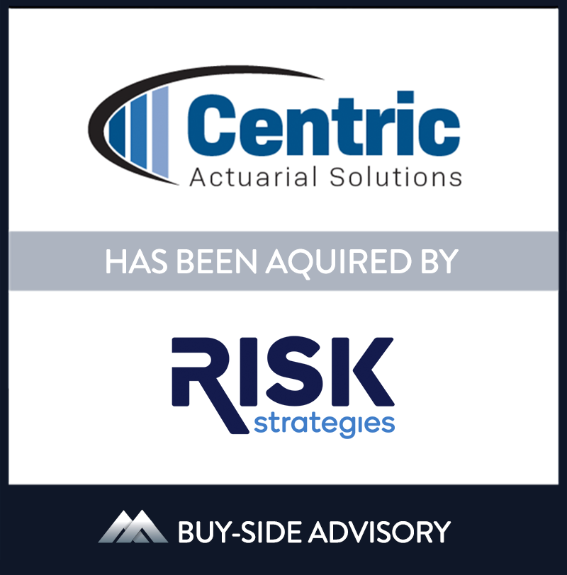 | Centric Acturial Solutions, Risk Strategies, 3 Aug 2021, Overland Park - Kansas, Insurance & Financial Services