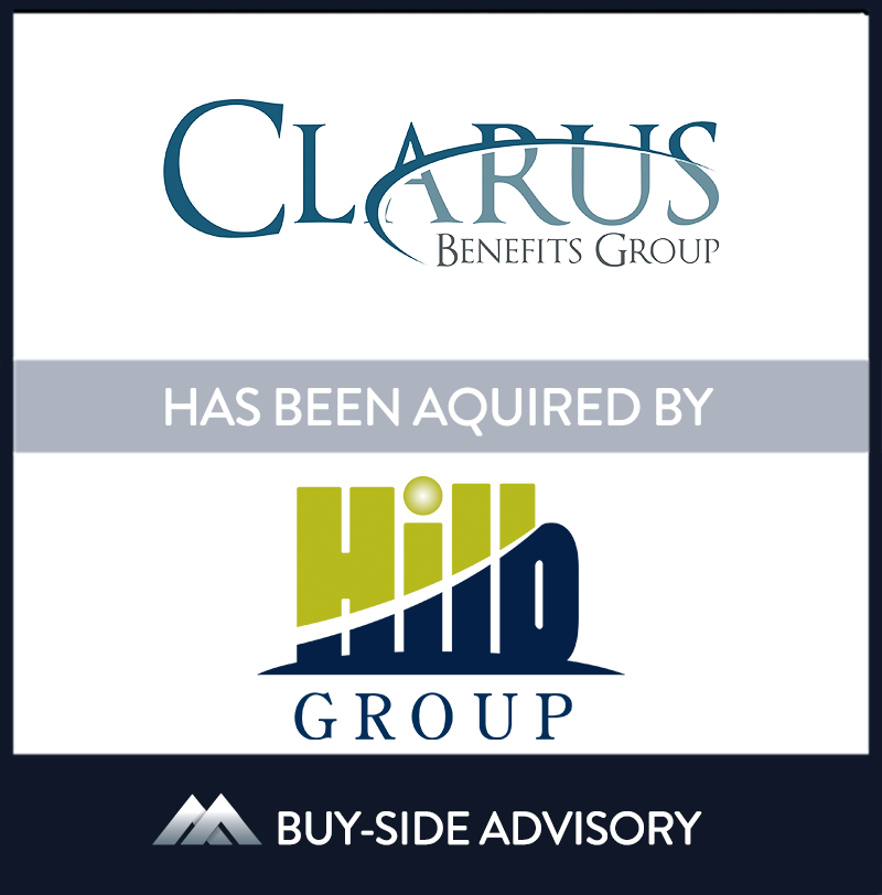 | Clarus Benefits Group LLC, The Hilb Group, 22 Apr 2021, Houston - Texas, Insurance & Financial Services