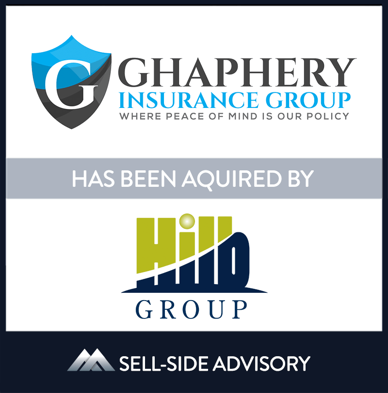 """The Hilb Group (""""Hilb""""), backed by The Carlyle Group, has acquired Manassas, Virginia-based Ghaphery Insurance. The transaction became effective July 1, 2021. Ghaphery Insurance is a multi-line insurance agency, providing a broad range of offerings for its clients. Agency Principal Keith Ghaphery, and his team of insurance professionals, will be joining Hilb Group's Mid-Atlantic regional operations.   Ghaphery Insurance, The Hilb Group, 01 Jul 2021, Virginia, Insurance & Financial Services"""