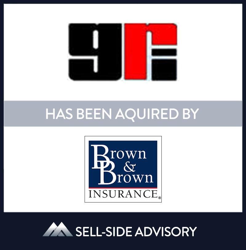 | GRI, Brown & Brown Insurance, 1 Jan 2000, - , Insurance & Financial Services