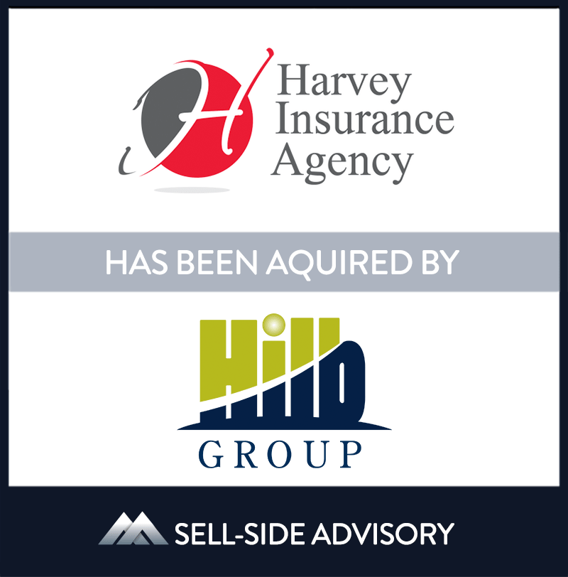 """The Hilb Group (""""Hilb""""), backed by The Carlyle Group, has acquired Manassas, Virginia-based Harvey Insurance Agency (""""HIA""""). The transaction became effective July 1, 2021. HIA is a multi-line insurance agency, providing a broad range of offerings for its clients. Agency Principal William Harvey Jr., and his team of insurance professionals, will be joining Hilb Group's Mid-Atlantic regional operation 