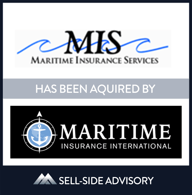 Maritime Insurance International, Inc (MII), a rapidly growing marine specialist insurance broker and consultant has acquired Maritime Insurance Services, Inc. (MIS). David Morrow of MIS will deepen the existing expertise while benefiting from the additional resources and solutions available through MII. The transaction closed on December, 21, 2017. Principal of the firm, David Morrow, will continue with MII as a Marine Producer. | Maritime Insurance Services, Maritime Insurance International, 21 Dec 2017, Maryland, Insurance & Financial Services