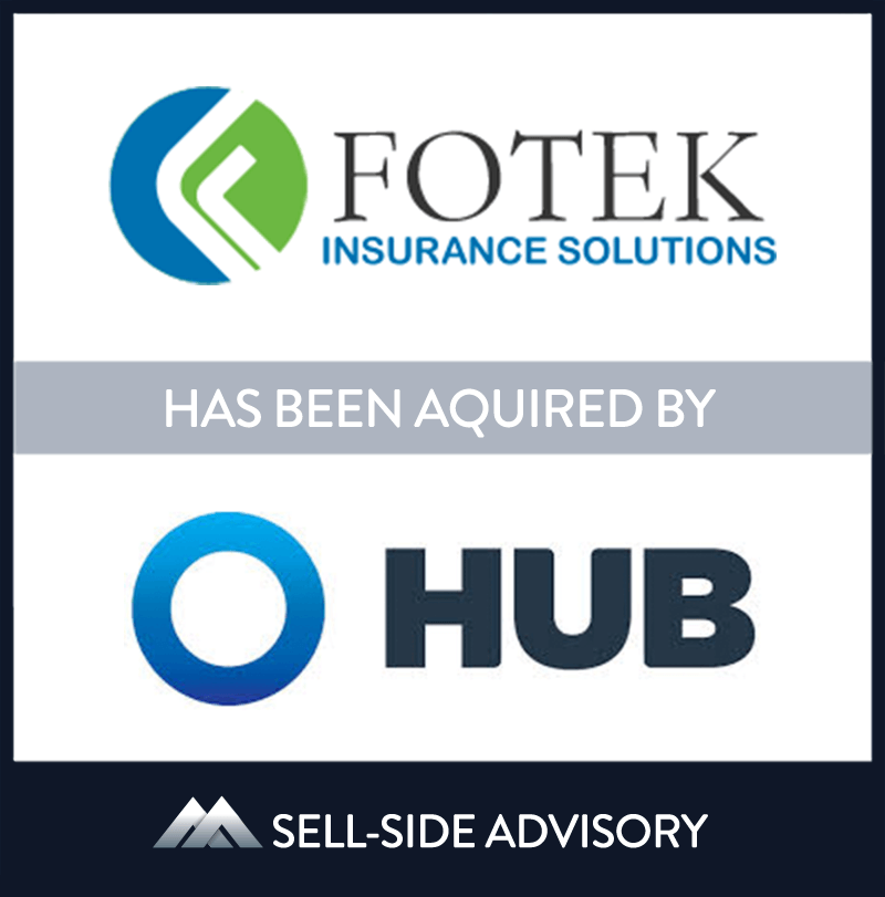 Hub International Limited, a leading global insurance brokerage, through its subsidiary Hub International Northeast Limited has acquired the stock of Fotek Insurance Agency, Inc. (Fotek), a New Jersey based employee benefits brokerage. Fotek is a full service employee benefits broker with expertise in strategic benefits planning, population health management, and healthcare reform guidance. MidCap served as advisor to Fotek. | Fotek Insurance Agency, Hub International, 6 Nov 2014, New Jersey, Insurance & Financial Services