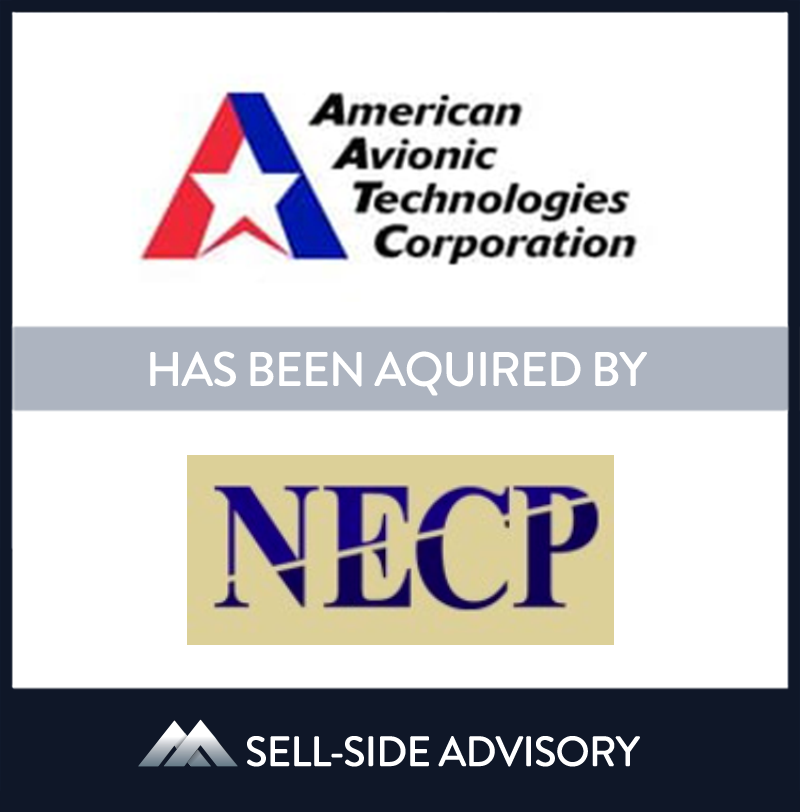 | American Avionic Technologies Corporation, New England Capital Partners, 1 Jan 2002, New York, Manufacturing & Business Services