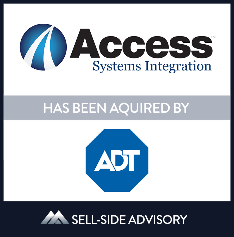| Access Systems Integration, ADT, 9 Aug 2018, Florida,Manufacturing & Business Services