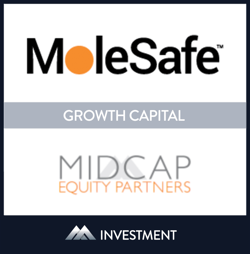 MoleSafe is the leader in offering advanced skin screening diagnostic services through our exclusive Skin Surveillance Program (SSP). | MoleSafe,MidCap Equity Partners, 16 Oct 2017, New York, Healthcare
