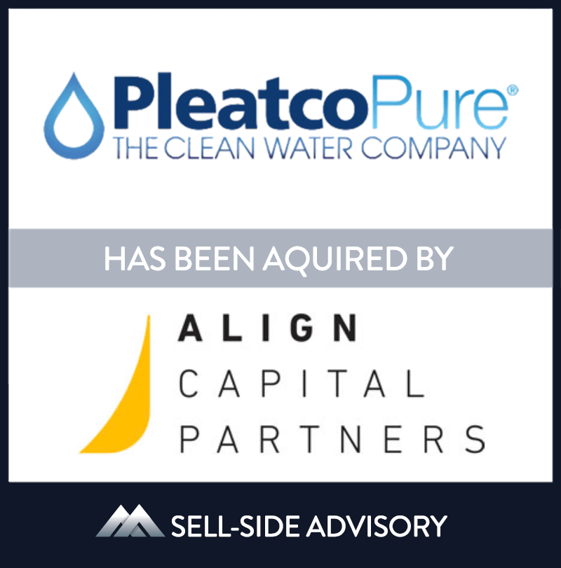 | Pleatco,Align Capital, 17 July 2017, New Jersey, Manufacturing & Business Services