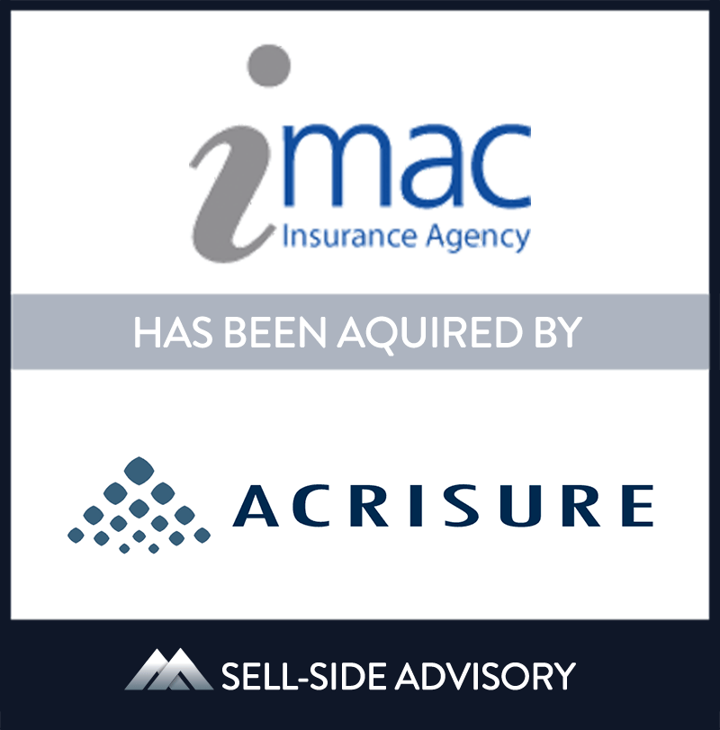Acrisure, LLC. has acquired substantially all of the assets of Insurance Management and Consulting, LLC (IMAC), an independent agency based in Belleville, NJ. IMAC, led by Joseph Maurillo, specializes in providing group benefit insurance for public sector clients throughout New Jersey. Joe and his team are excited to partner with Acrisure and leverage their property and casualty expertise for IMAC's clients. MidCap served as advisor to IMAC.| Insurance Management and Consulting LLC, Acrisure, 1 Jun 2017, New Jersey, Insurance & Financial Services