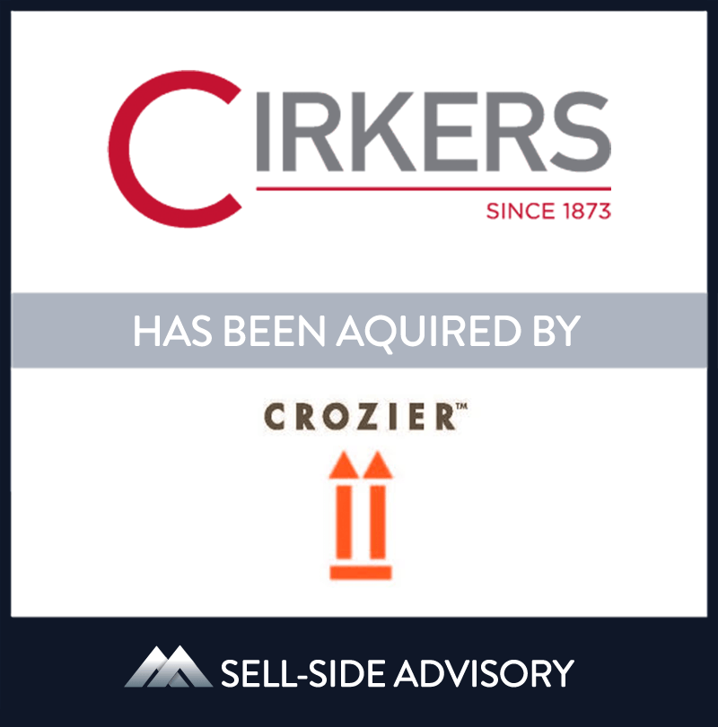 Crozier Fine Arts (CFA), a subsidiary of Iron Mountain, Inc. acquired Cirkers Fine Art (Cirkers). The strategic acquisition expands CFA's storage, logistics, and transportation capabilities for high value paintings, photographs, and other types of art belonging to individual collectors, galleries and art museums. CFA is a leader in art storage and an industry advocate for worldwide standards. MidCap served as advisor to Cirkers. | Cirkers Fine Arts, Crozier Fine Arts, 3 Jan 2017, New York, Manufacturing & Business Services
