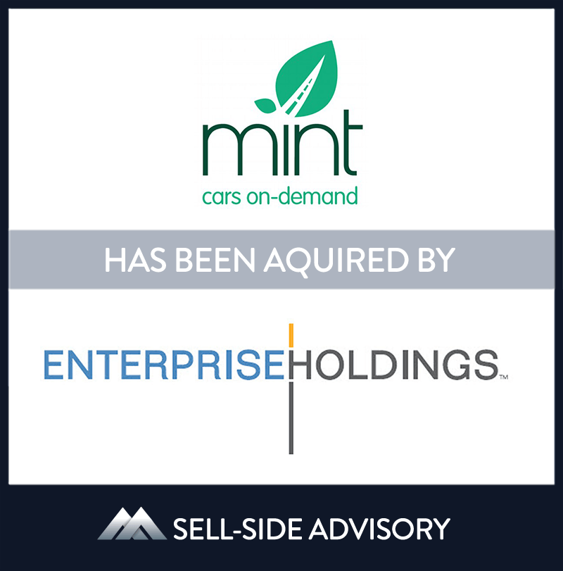 Enterprise holdings has acquired the business of Mint Cars On-Demand (Mint). Mint is a car-sharing company serving more than 8,000 members in New York City and Boston. Mint was founded in 2008 and grew to be one of the largest regional car-sharing companies with a network of more than 40 locations across Manhattan, Brooklyn, and Boston in just four years. MidCap served as advisor to Mint. | Mint Cars On-Demand, Enterprise Holdings, 15 May 2012, New York, Manufacturing & Business Services