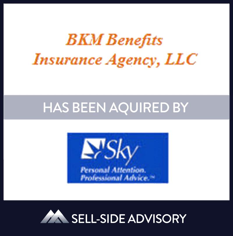 | BKM Benefits Insurance Agency LLC, Sky Bank, 1 Jan 2000, Ohio, Insurance & Financial Services