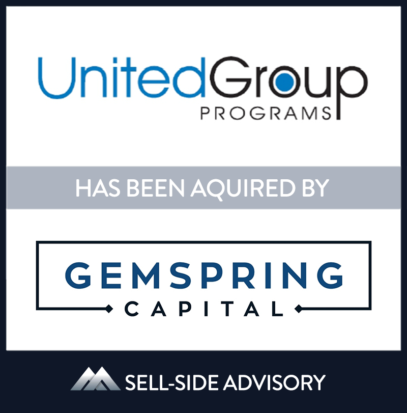 UGP was founded in 1968 and is both a Third-Party Administrator (TPA) and Managing General Agent (MGA) of healthcare benefits. The Company offers specialty products and services that are sold through an extensive broker network to small and mid-sized businesses. The primary insurance products offered by the Company include gap, limited medical, minimum essential coverage and self-funded major medical. UGP maintains operations in Newtown, PA, and Boca Raton, FL. Gemspring Capital, LLC, is a Westport, Connecticut-based private equity firm with $350 million under management that focuses on making control equity investments and structured equity investments in lower middle market companies. MidCap advised United Group Programs, Inc. | United Group Programs Inc, Gemspring Capital Partners, 16 Dec 2016, Florida, Insurance & Financial Services