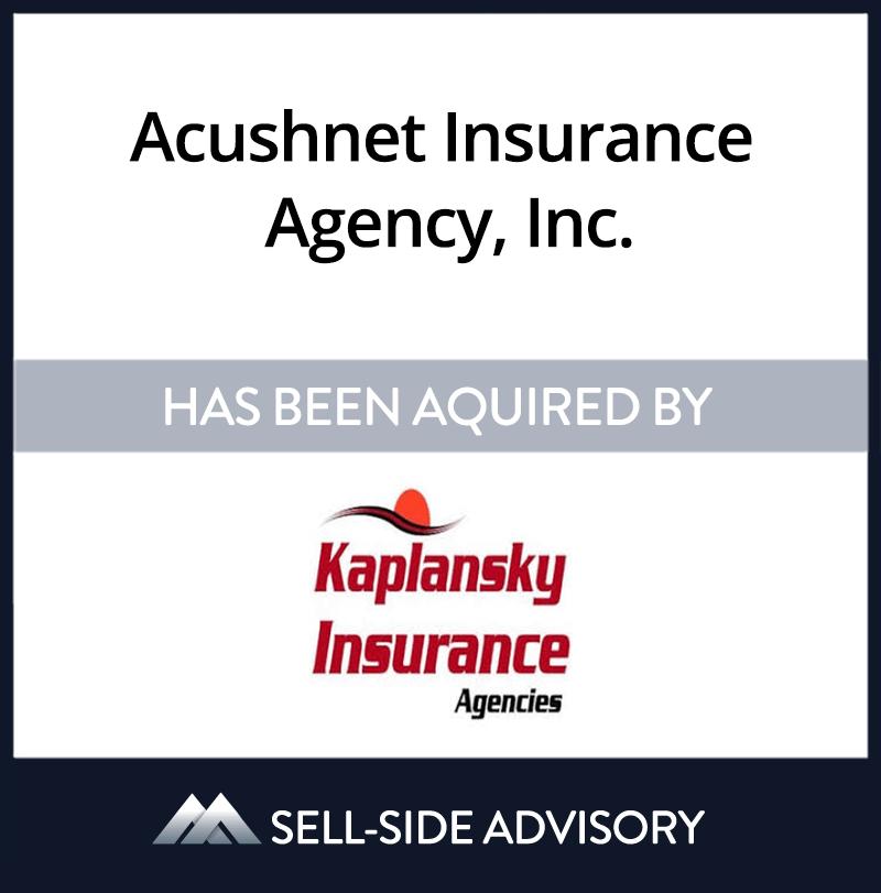 | Acushnet Insurance Agency Inc., Kaplansky Insurance, 1 Jan 2000, Massachusetts, Insurance & Financial Services