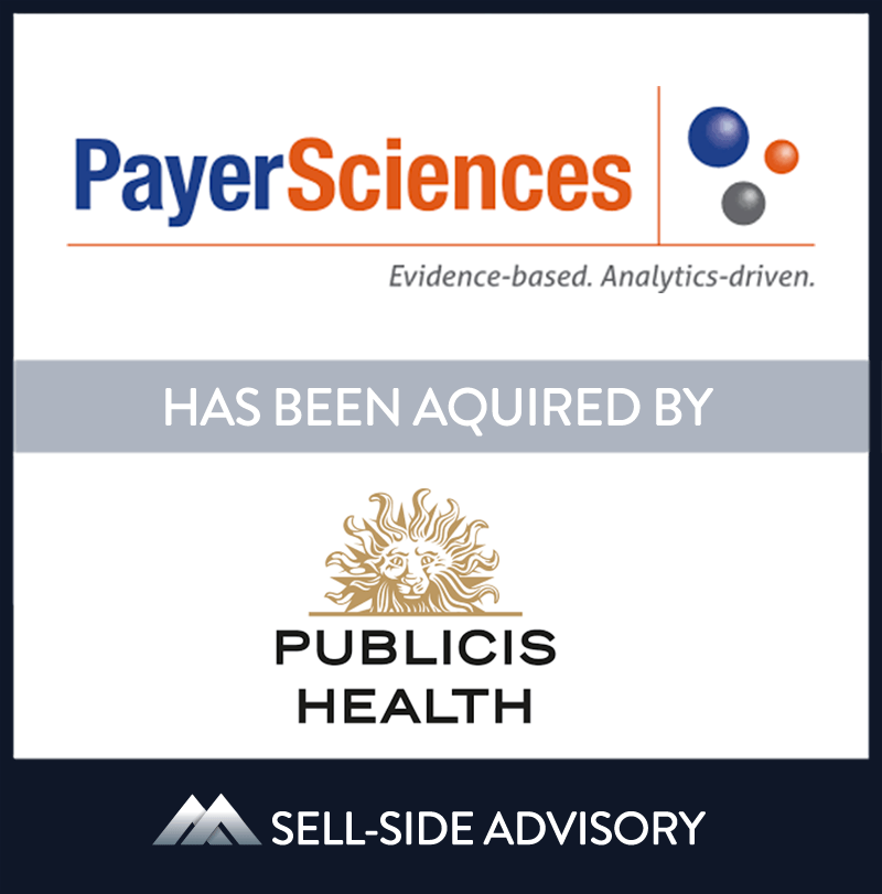 | Payer Sciences, Publicis Health, 17 July 2018, New Jersey, Manufacturing & Business Services