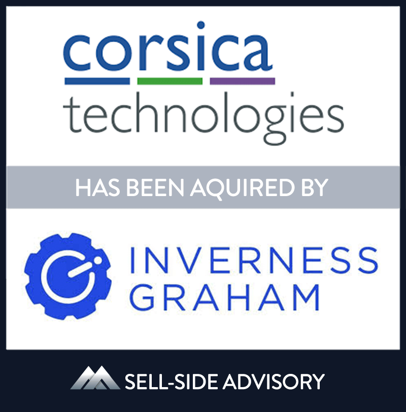 Inverness Graham has acquired Corsica Technologies, a provider of managed IT services. Corsica provides managed IT services to small and medium-sized businesses. The company's services include network security, IT project management, systems management, 24/7 help desk services, on-site services, network monitoring services, data backups and disaster recovery, and strategic IT planning. Corsica, led by CEO Dale Walls, was founded in 2003 and is headquartered in Centreville, MD with additional offices in New York, Annapolis, and Houston. | Corsica Technologies, Inverness Graham, 22 Nov 2018, New York, Manufacturing & Business Services